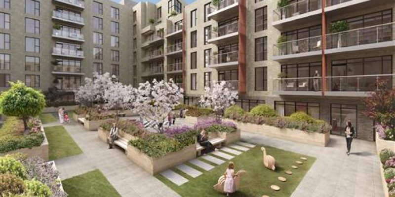 Rifle Street – London – Bellway Homes