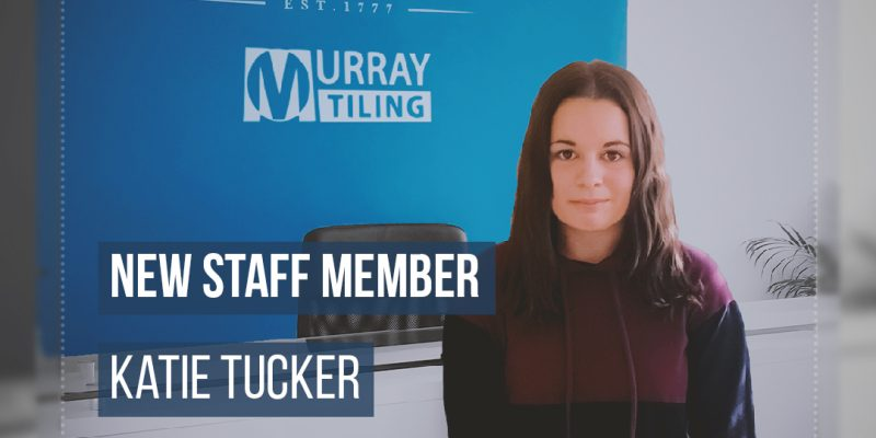 Murray Tiling has now got a new apprentice for our Admin Support Team